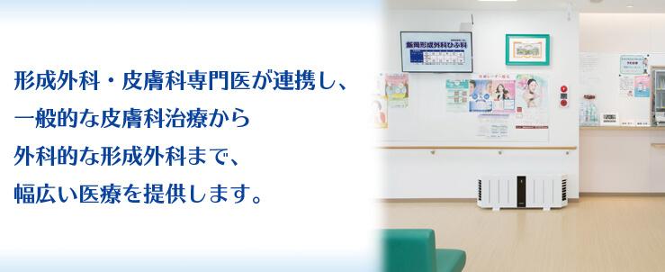 飯岡形成外科ひふ科のスクリーンショット